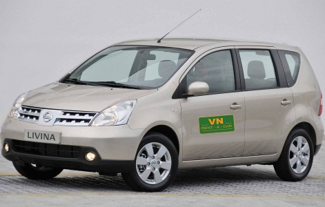 Car rental in Da Nang