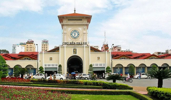 Car rental Sightseeing in Ho Chi Minh City