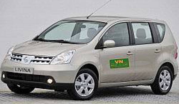Car rental from Ho Chi Minh City to Vung tau