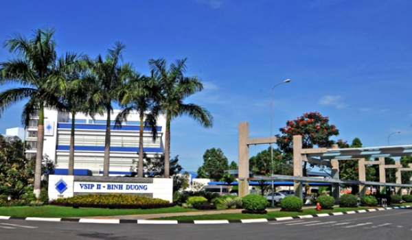 List of Industrial Park in Binh Duong Province